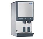 FOLLETT 12CI425A-S 425-lb Ice & Water Dispenser w/ 12-lb Bin, Air-Cooled