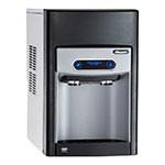 FOLLETT 15CI100A-IW-CF-ST-00 Countertop Nugget Ice Maker/Water Dispenser - 125-lb/24-hr, Internal Filter