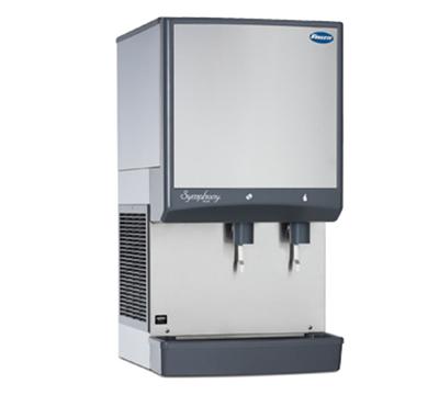 FOLLETT 25CI425A-L 425-lb Nugget Ice & Water Dispenser w/ 25-lb Bin, A