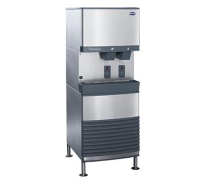 FOLLETT 50FB425AS Floor Model Nugget Ice Dispenser w/ 50-lb Storage - Cup Fill, 115v