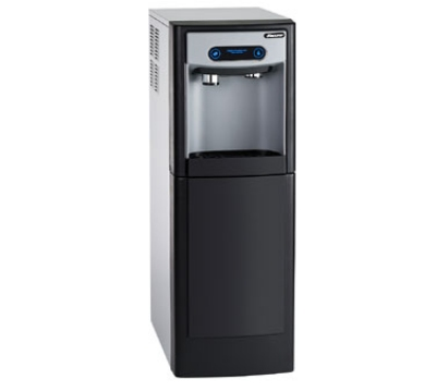 FOLLETT 7FS100AIWCFST00 Nugget Ice Maker & Water Dispenser, Push Button, 125-lb/24-Hr, 115 V