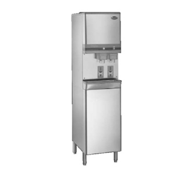 FOLLETT AF50BASESTD 21-in Ice Dispenser Cabinet Base Stand w/ Shelf, For Symphony 25 & 50 CT