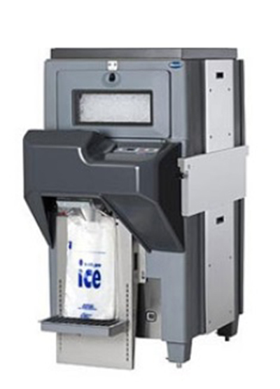 FOLLETT DB650SA Semi-Automatic Ice Bagging & Dispense System w/ 650-lb Bin