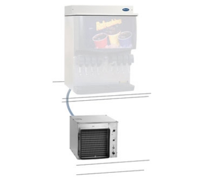 FOLLETT MCD400AHS Maestro Satellite Ice Maker w/ 400-lb Day, Air-Cool