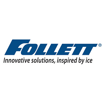 FOLLETT HTC44SC-10F Top Kit For Follet Top Mount Horizon 1000 Ice Maker, Stainless