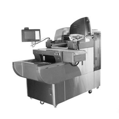Hobart AWS-1RL Right to Left Access Wrapping System w/ S