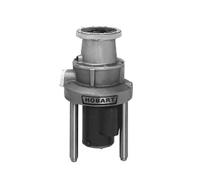 Hobart FD3/150-1 Basic Disposer Unit w/ Adjustable Feet & 1.5-HP Motor, 208-240/480/3 V