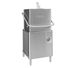 Hobart AM15-6 Door Type Dishwasher w/ Booster Heater, 58-65 Racks/Hour, 240/1 V