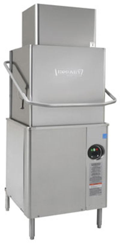 Hobart AM15VL-2 Ventless Door Type Dishwasher w/ Booster Heater, 40-Racks/Hr, 208/3 V