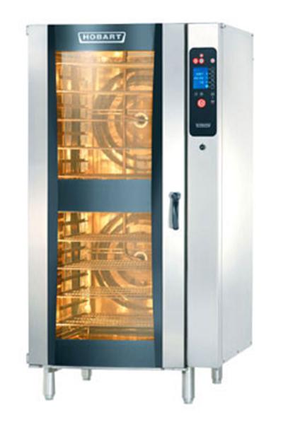 Hobart CE20FD-1 Full Size Boilerless Combi Oven w/ 20-Pan Capacity, 208/3 V