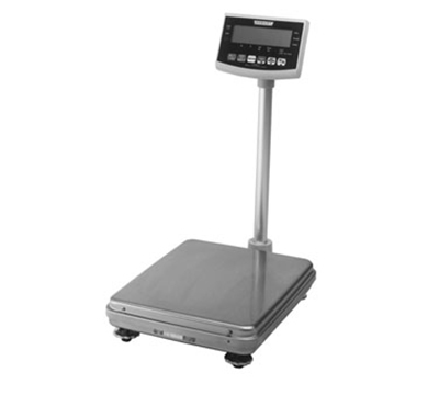 Hobart HBR301-1 Receiving Scale w/ Digital Platform & 300 x .1-lb Graduation
