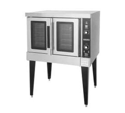 Hobart HGC502-PROPANE Double Full Size Gas Convection Oven - LP