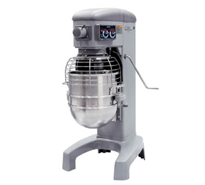Hobart HL400-50STD 40-qt Planetary Mixer w/ 3-Speeds & 1.5-HP Motor, Export 230/1 V