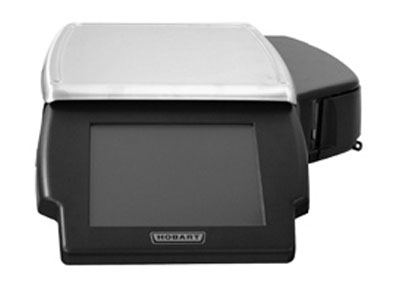 Hobart HLX-1R Digital Portion Scale w/ RFID Antenna & 30 x .005-lb Capacity