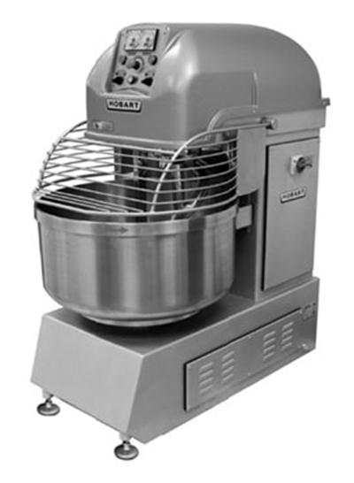 Hobart HSL220-1 220-lb Spiral Mixer w/ 2-Fixe