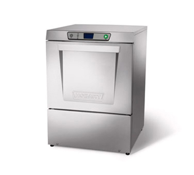Hobart LXEC-3 Undercounter Dishwasher w/ Chemical Sanitation & 34-Racks Per Hour, 120/1 V