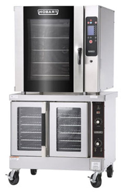 Hobart Countertop Oven : Hobart STACK/C-F/C5 Stacking Kit For 10F Combi On Standard Convection ...