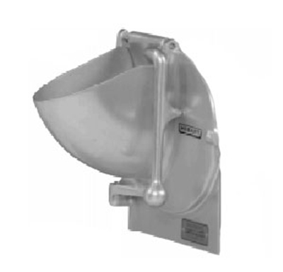 Hobart VS9HOP-FRONT Hopper Front with Feed Plate For VS9 Vegetable Slicers