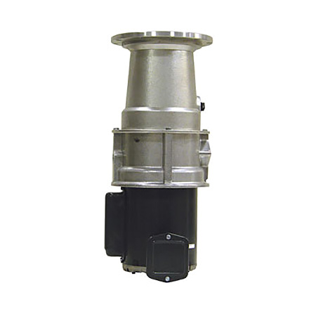 Hobart FD3/50-6 Basic Disposer Unit w/ Long Upper Housing & 1/2-HP Motor, 120/208-240/1 V