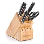 Wusthof 7417 Knife Block Set - 3.5