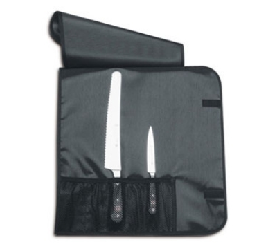 Wusthof 7372 Knife Roll w/ 6-Pockets, 5 x 17-in