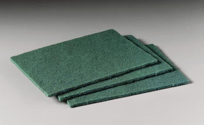 3M 96 General Purpose Scouring Pad, 6 x 9-in