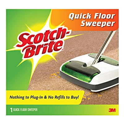 3M M-007-CCW Quick Floor Sweeper