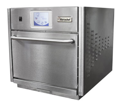 Merrychef E6 208/240/60/1 Planar Plume Microwave Radiant Rapid Cook Oven w/ Ventless Cooking