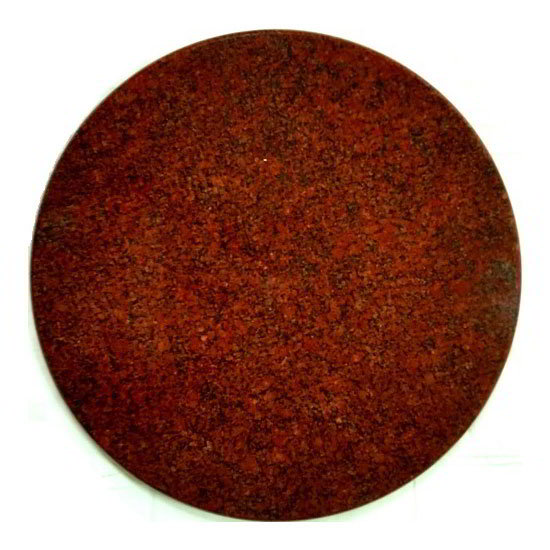 "Art Marble Furniture G210-30RD 30"" Round Granite Table Top - I"