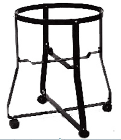 Primo Grills PRM300 Cradle For Kamado w/ 2-Casters & 2-Locking Casters