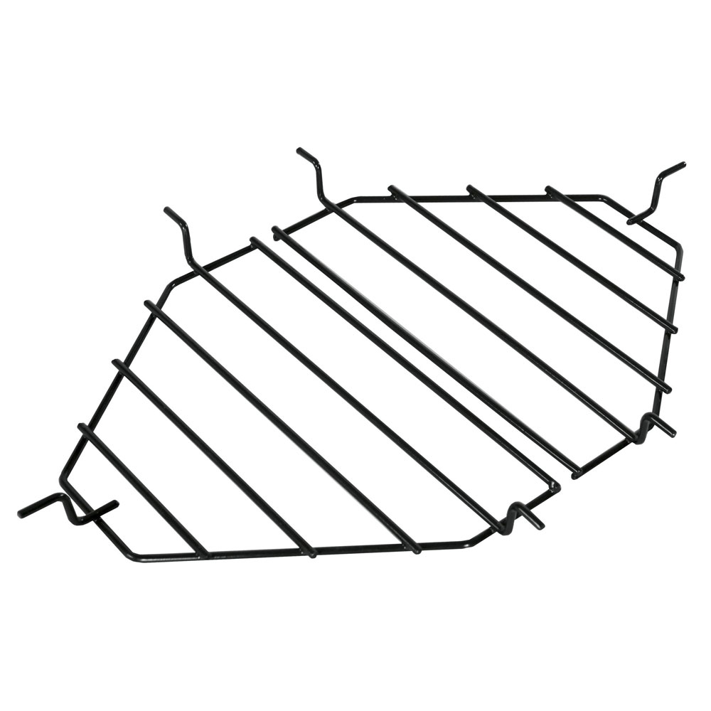 Primo Grills PRM333 Roaster Drip Pan Rack For Oval XL