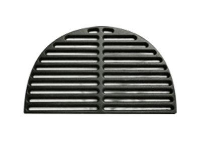 Primo Grills PRM361 Half Moon Cast Iron Searing Grate For Oval XL