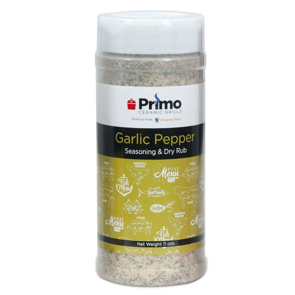 Primo Grills PRM504 John Henry Garlic Pepper S