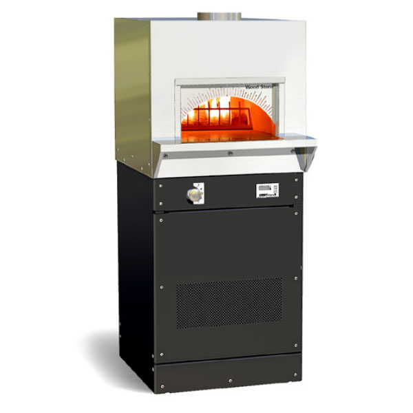 Wood Stone WS-BL-3030-RFG Single Pizza Deck Oven
