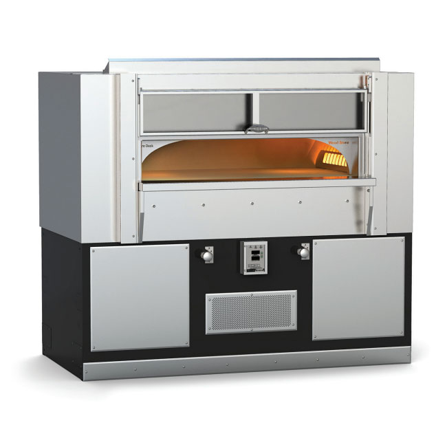 Wood Stone FIREDECK8645 Stone Hearth Deck Oven - Cast-Ceramic