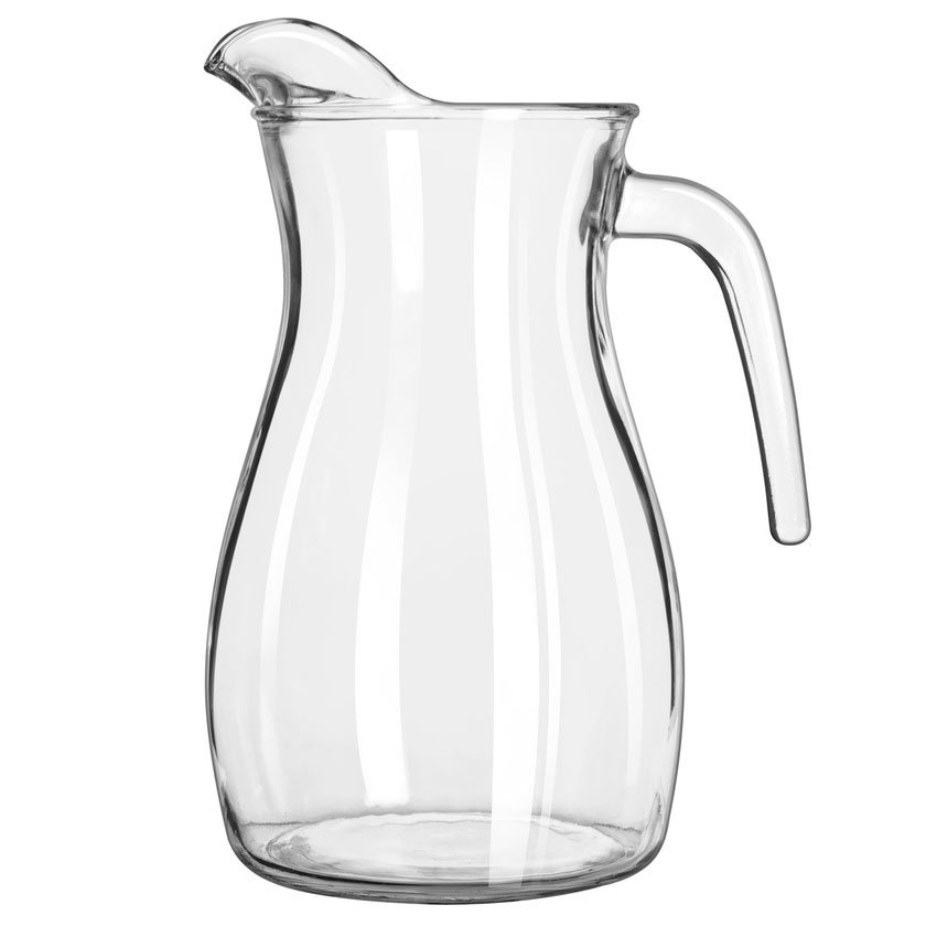 Libbey Glass 13112221 50.75-oz Venezia Pitcher