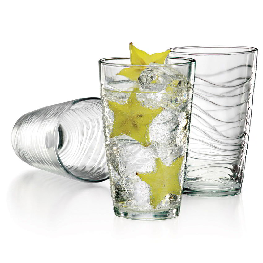 Libbey Glass 55540 Orbita Set w/ 4-Coolers