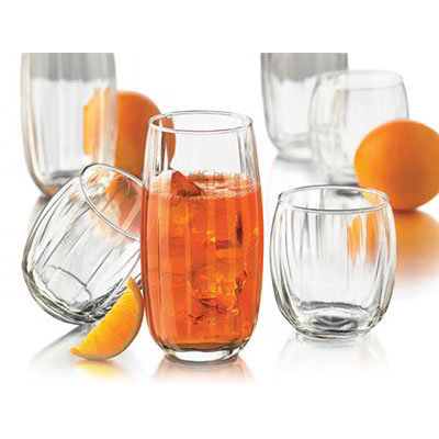 Libbey Glass 55655 Samba Cooler Set w/ 8-Glasses