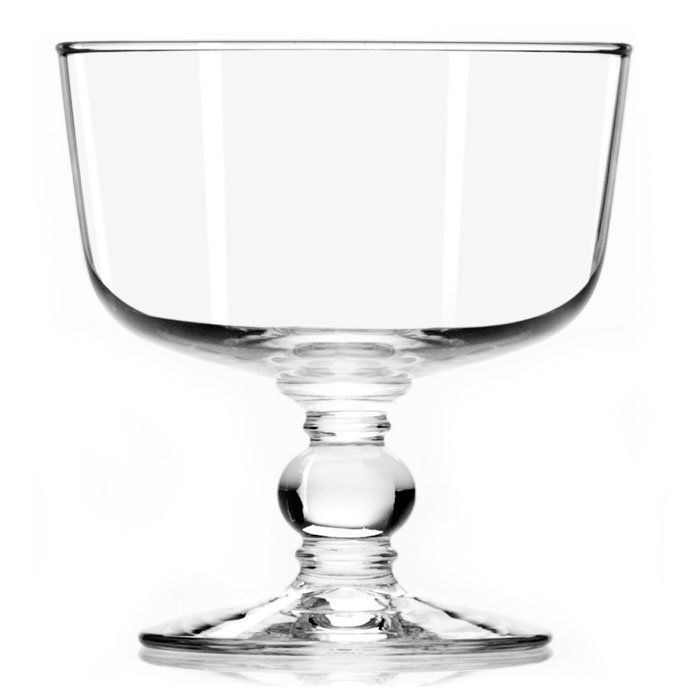 Libbey Glass 7699S4 4-Piece Mini Trifle Bowl Set