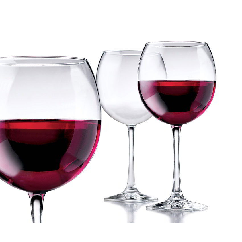 Libbey Glass 89389 Vina Red Wine