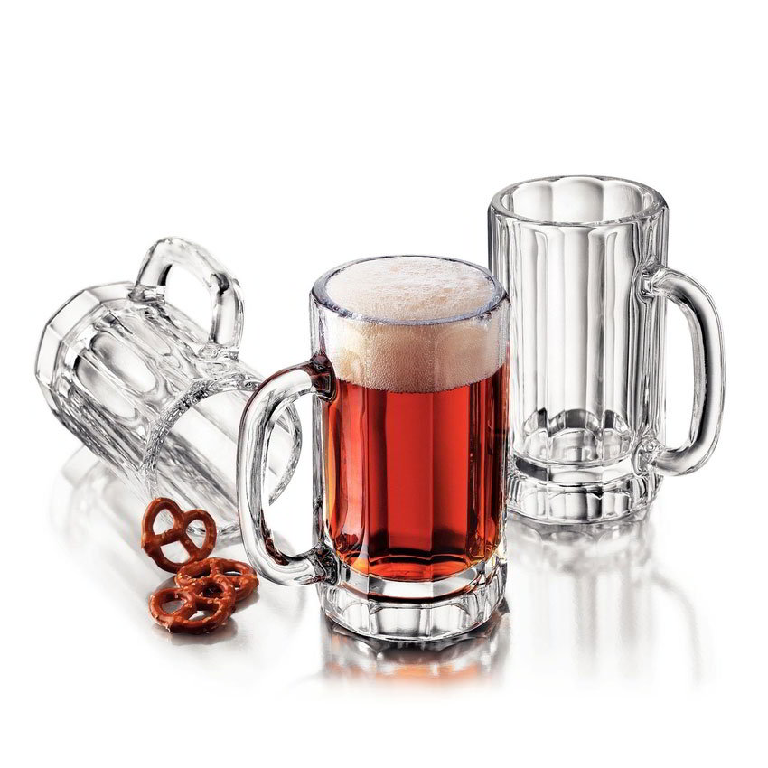 Libbey Glass 89587 Heidelberg Mug Set w/ 4-Mugs