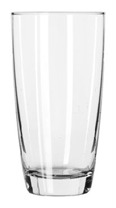 Libbey Glass 12264 16-oz Embassy Cooler Glass - Safedge Rim