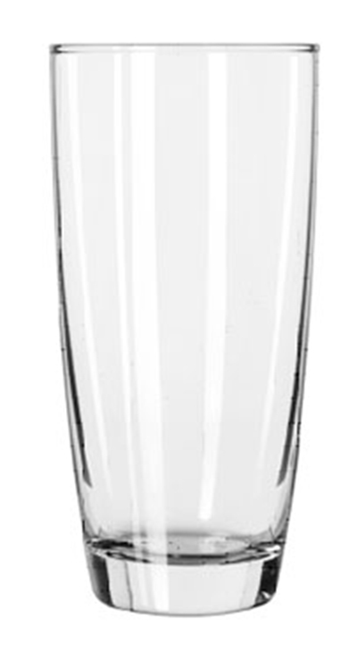 Libbey Glass 12265 18-oz Embassy Cooler Glass - Safedge Rim
