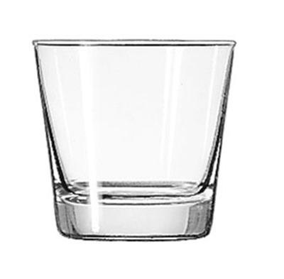 Libbey Glass 124 5.5-ozHeavy Base Old Fashion Dessert Glass - Safedge Rim