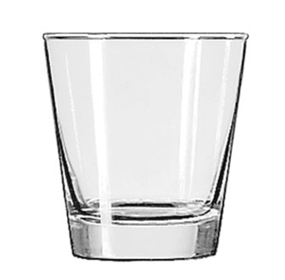 Libbey Glass 127 6.5-oz Heavy Base Old Fashion Glass - Safedge Rim Guarantee