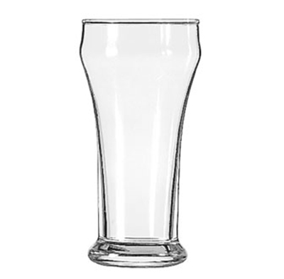 Libbey Glass 14 12-oz Heavy Base Pilsner Glass - Safedge Rim Guarantee