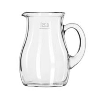 Libbey Glass 13129021 8.5-oz Pitcher