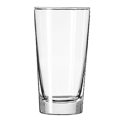 Libbey Glass 133 9-oz Heavy Base Hi-Ball Glass - Safedge Rim Guarantee