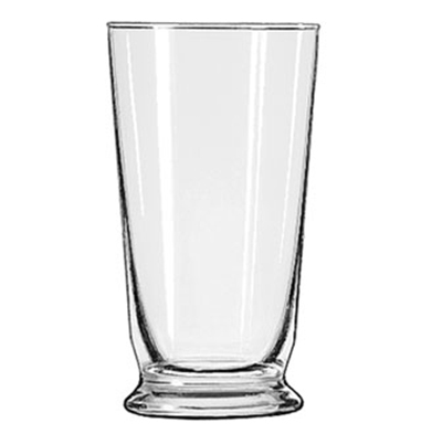 Libbey Glass 1453HT 12.5-oz Footed Soda Glass - Safedge Rim Guarantee