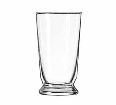 Libbey Glass 1454HT 9-oz Footed Water Glass - Safedge Rim Guarantee